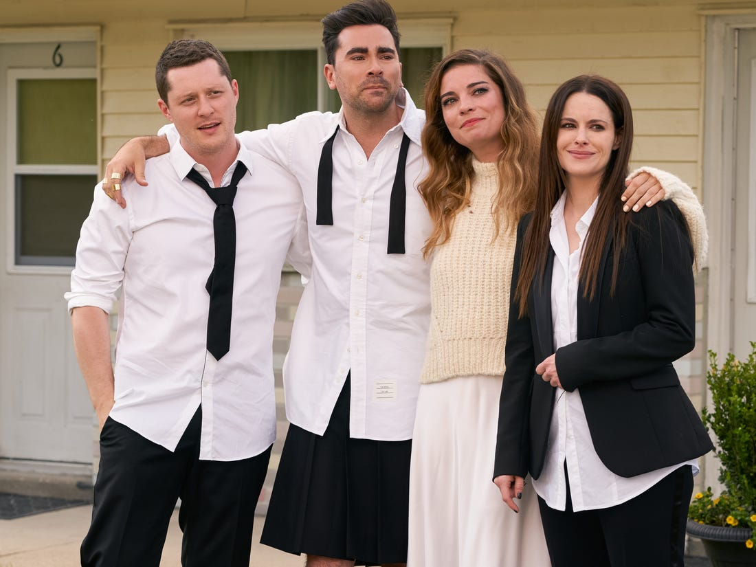 Saying Goodbye To Schitt's Creek