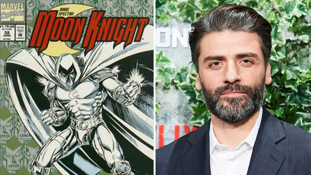 Moon Knight Oscar Issac