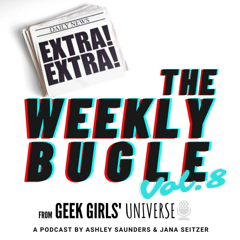 The Weekly Bugle Vol 8