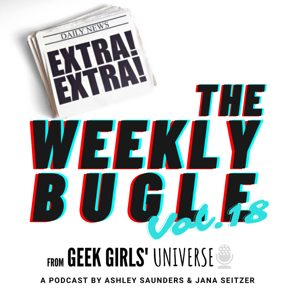 The Weekly Bugle Vol 18