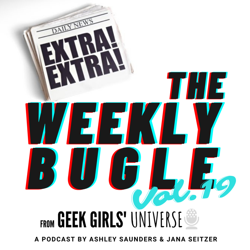 The Weekly Bugle Vol 19