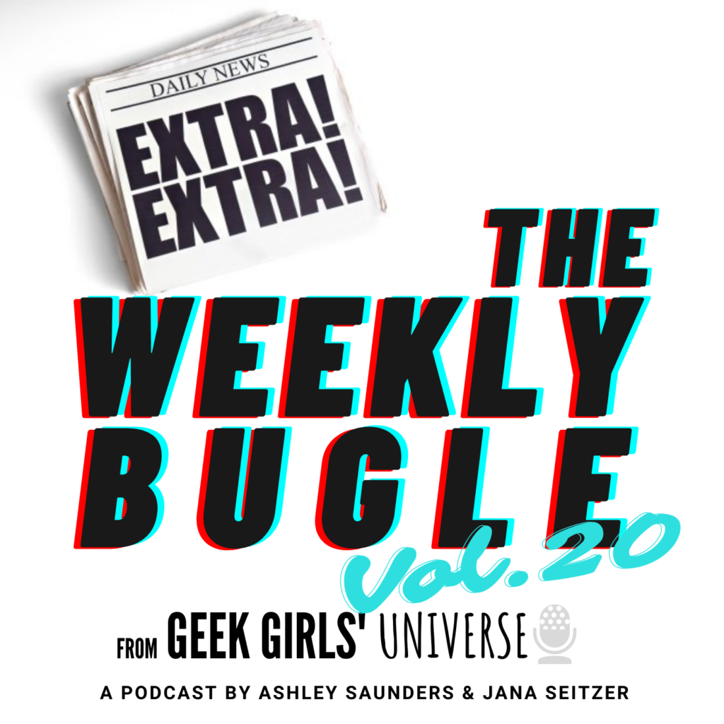 The Weekly Bugle Vol 20