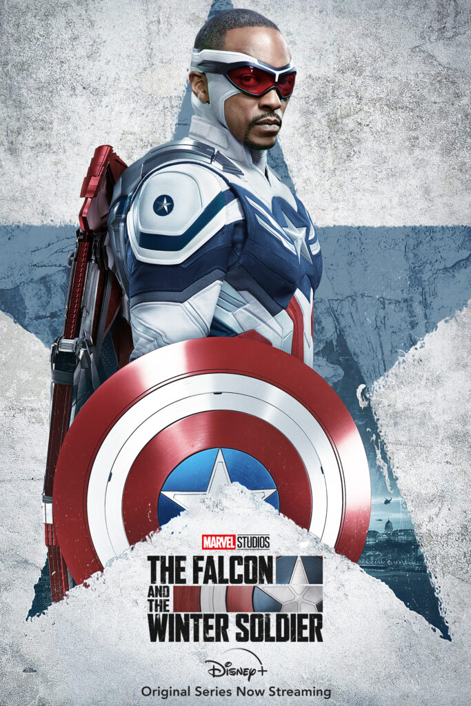Sam Wilson Captain America 4 Marvel Podcast
