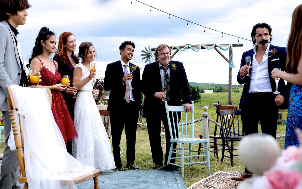Wynonna Earp finale wedding podcast