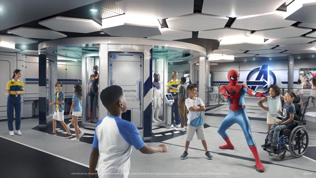 Disney Wish Details