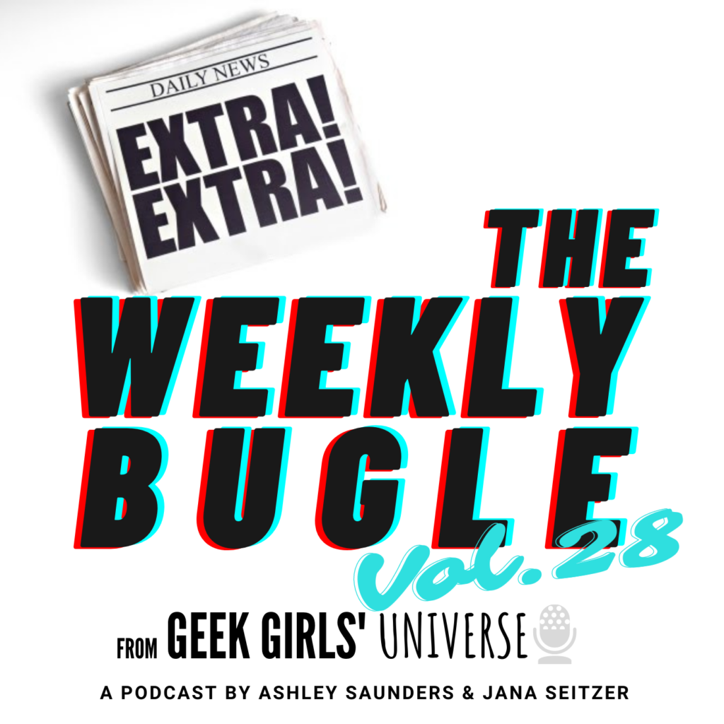 The Weekly Bugle Vol 28