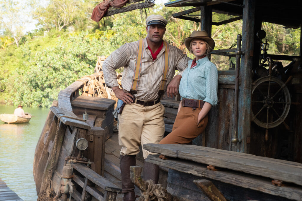 the weekly bugle vol 28 Jungle Cruise podcast review